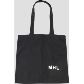 MHL. エムエイチエル LIGHT COTTON DRILL トートバッグ