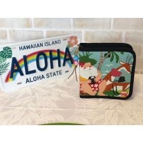 ハワイアンCDケース サマーサンタ A