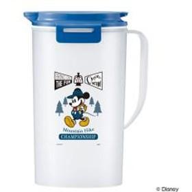 ピッチャー 冷水筒 2L ドリンクビオ ミッキーマウス 耐熱 ディズニー 日本製 【5%OFFクーポン利用可能】【コード:AC3648T】