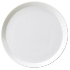 業務用食器 キャレ パン皿 17cm ホワイト 18100360
