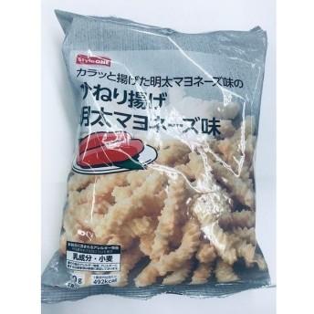 StyleONE ひねり揚げ明太マヨネーズ味 90g まとめ買い(×12)|4901916010434(dc)