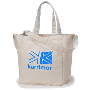 カリマー karrimor コットントート cotton tote カジュアル バッグ トートバッグ