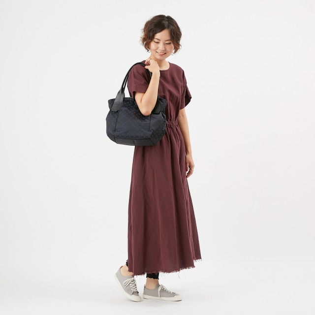 russet ラシット ROUND FORM TOTE BAG