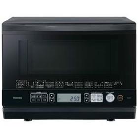角皿式スチームオーブンレンジ「石窯ドーム」26L ブラック ER-SD70-K