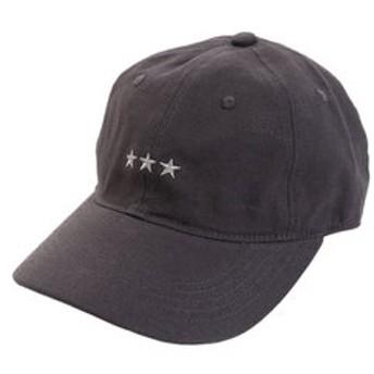 【Super Sports XEBIO & mall店:帽子】リネン刺繍キャップ 3Star 897PA9ST1741 CHC