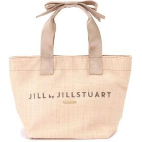 JILL by JILLSTUART ジルバイジルスチュアート リボンハンドルバスケット 小