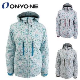 オンヨネ ONYONE スキーウェア ジャケット レディース PRINT JACKET プリント ジャケット ONJ81581