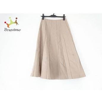 ホコモモラ JOCOMOMOLA スカート レディース 美品 ライトカーキ 値下げ 20190912