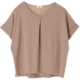 【5,000円以上お買物で送料無料】スキッパーTシャツ