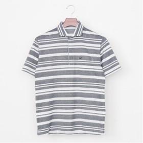 [マルイ]【セール】日本のポロシャツ(半袖ボーダー)/ゴールデンベア(メンズ)(GoldenBear)