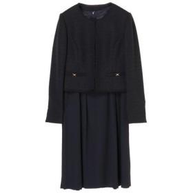 TOKYO IGIN / 東京イギン/【お受験スーツ】ツィードジャケットアンサンブル