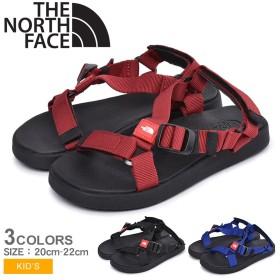 THE NORTH FACE ザ ノースフェイス サンダル ストレイタム NFJ51942 キッズ スポーツ 靴