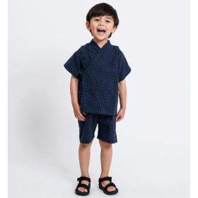 【シップス/SHIPS】 SHIPS KIDS:刺し子 甚平(100~120cm)
