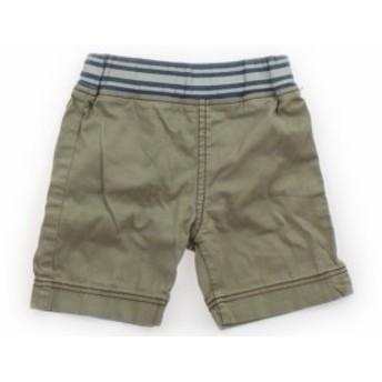 【ハッカ/HAKKA】ハーフパンツ 90サイズ 男の子【USED子供服・ベビー服】(409314)