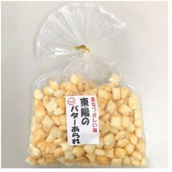 東陽製菓 巾着バターあられ 190g まとめ買い(×10)|4904524210845(tc)
