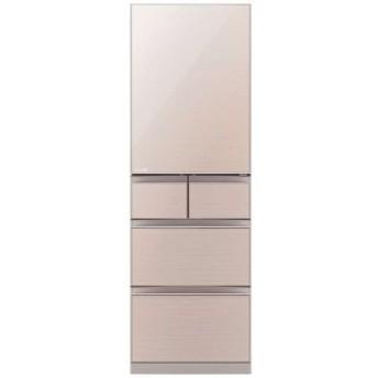【標準設置無料】三菱電機 置けるスマート大容量 Bシリーズ 470L 6ドア冷蔵庫【←左開き】MR-B46EL-F【創業73年、新品不良交換対応】