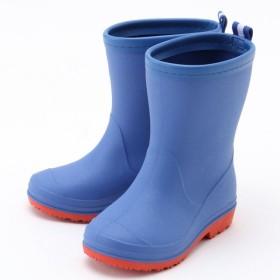 長靴 レインシューズ 子供 レインブーツ 「ブルー」