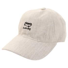 【SALE/送料無料】【Super Sports XEBIO & mall店:帽子】リネン刺繍キャップ skart dog 897PA9ST1762 NTL