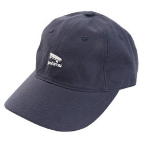 【Super Sports XEBIO & mall店:帽子】リネン刺繍キャップ goodtimes 897PA9ST1744 NVY