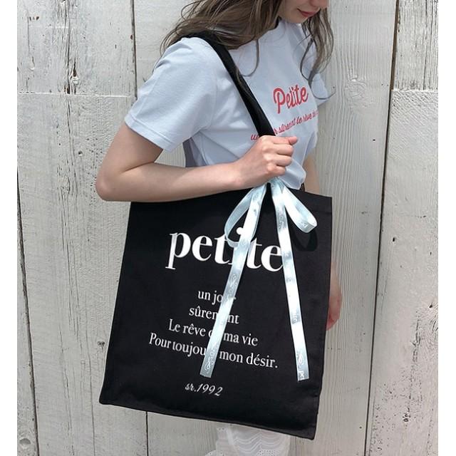 【ワンアフターアナザー ナイスクラップ/one after another NICE CLAUP】 【petite】tote bag