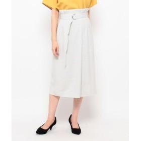 Modify / モディファイ リネーラオックスラップ風スカート