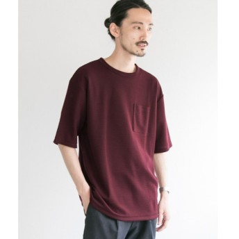 URBAN RESEARCH / アーバンリサーチ ポップコーンワッフルTシャツ