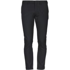 《期間限定セール開催中!》JEORDIE'S メンズ パンツ ブラック 48 ポリエステル 54% / ウール 44% / ポリウレタン 2%