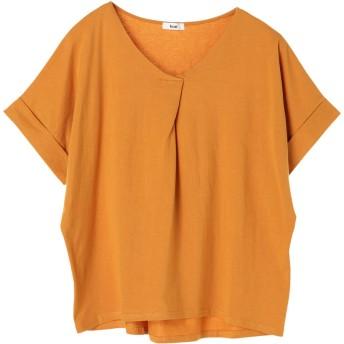 【6,000円(税込)以上のお買物で全国送料無料。】スキッパーTシャツ