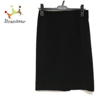 ダイアン・フォン・ファステンバーグ・スタジオ スカート サイズ4 XL レディース 美品 黒 スペシャル特価 20190912