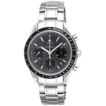 オメガ OMEGA スピードマスター 323.30.40.40.06.001 腕時計 ブラック文字盤 国内正規品