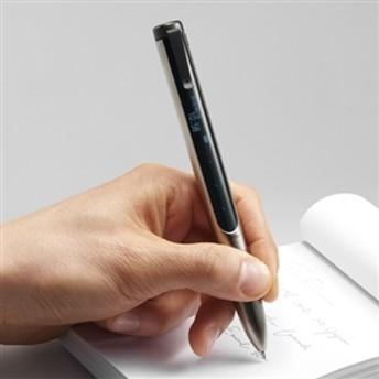 【キングジム】 スマートボールペン「info+」 INF10シル スマートフォン用アクセサリー