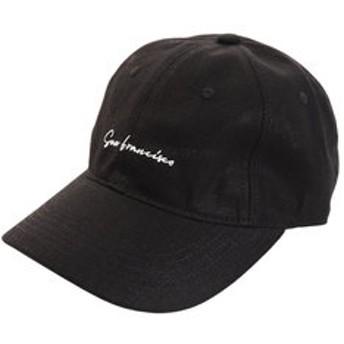 【Super Sports XEBIO & mall店:帽子】リネン刺繍キャップ Frisco 897PA9ST1747 BLK