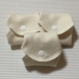 布ナプキン トリプル(3重)ガーゼ布ライナーセット(防水布吸収布なし)