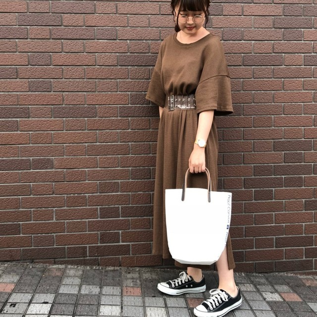 Daily russet デイリーラシット Proof Canvas 丸底TOTEBAG