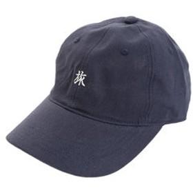 【Super Sports XEBIO & mall店:帽子】リネン刺繍キャップ TABI 897PA9ST1726 NVY