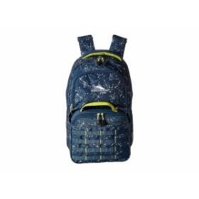 ハイシエラ メンズ バックパック・リュックサック バッグ Joel Lunch Kit Backpack Space Creatures/Rust Blue/Glow