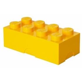 LEGO Lunch Box レゴ 弁当箱 イエロー(未使用の新古品)