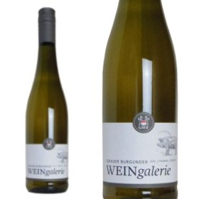ワイン 白ワイン フランケン・ヴァイン・ガレリー グラウアー・ブルグンダー Q.b.A. トロッケン 2018年 750ml