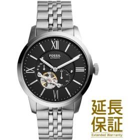 【6/21〜26日頃発送予定】【並行輸入品】FOSSIL フォッシル 腕時計 ME3107 メンズ Townsman タウンズマン 自動巻き