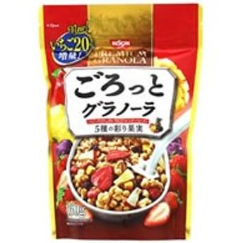 日清シスコ/ごろっとグラノーラ 5種果実 160g/16002