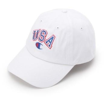 [マルイ] チャンピオン USA刺繍 ローキャップ/ベース ステーション(メンズ)(BASE STATION Mens)