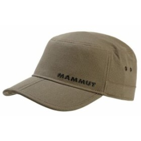 マムート トレッキング アウトドア メンズキャップ LHASA CAP 1.19100020407211E+15 メンズ L-XL OLIVE