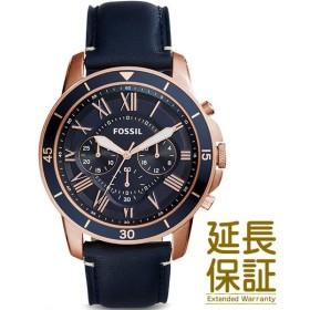 【6/21〜26日頃発送予定】【並行輸入品】FOSSIL フォッシル 腕時計 FS5237 メンズ Grant Sport グラントスポーツ クロノグラフ クオーツ
