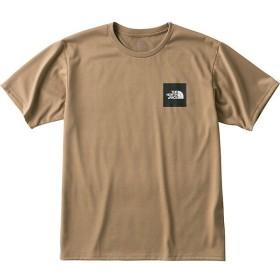 THE NORTH FACE(ノースフェイス)トレッキング アウトドア 半袖Tシャツ S/S SQUARE LOGO T NT31810 KT メンズ KT