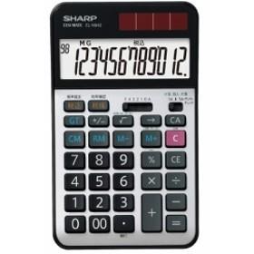 シャープ 実務電卓 EL-N942X 12桁 EL-N942X (1個)