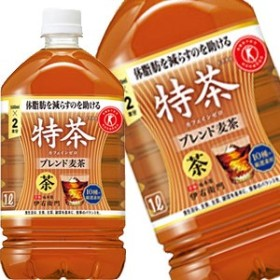 サントリー 特茶 カフェインゼロ 1L×12本