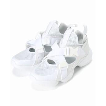 SLOBE IENA 【Reebok/リーボック】3D OP S-STAPスニーカー ホワイト 23