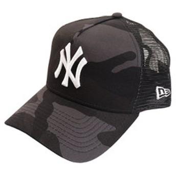 【Super Sports XEBIO & mall店:帽子】9FORTY A-Frame トラッカー ニューヨーク・ヤンキース ウッドランドカモ 11899212
