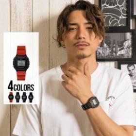 腕時計 ウォッチ メンズ CASIO カシオ デジタルウォッチ 即日発送 小物 アクセサリー ユニセックス ペアルック プレゼント ギフト 誕生日