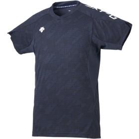 デサント 半袖プラクティスシャツ ネイビー DESCENTE DVB5928 NVY